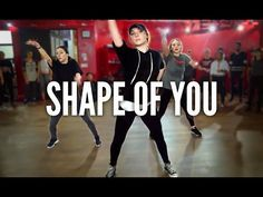"Kyle Hanagami Dance Video to Ed Sheeran's ""Shape of You"" 