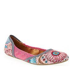 Dimmi Womens Hari Om Ballerinas :: Womens Shoes :: Casual Shoes :: FootSmart