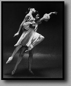 ROMEO AND JULIET  Performed by: Gelsey Kirkland and Ivan Nagy  Choreography:  Kenneth McMillian  Production:  American Ballet Theatre  Photography:  © Max Waldman, 1976