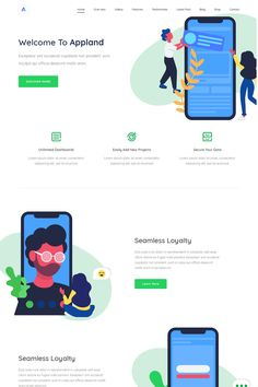 Buy AppLand - WordPress Theme For App & Saas Products by DroitThemes on ThemeForest. AppLand is a WordPress theme for App, Saas Products, Software, Startups and related products/services.