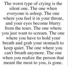 Sad love quote