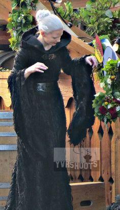 Dark Swan filming for 5x01 in Steveston