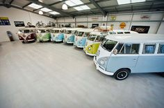 Hire a VW Campervan from Vanilla Splits
