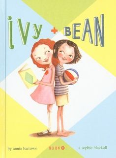 Ivy + Bean, Book 1 by Annie Barrows, http://www.amazon.com/dp/0756981425/ref=cm_sw_r_pi_dp_VeBUpb0KJT01B