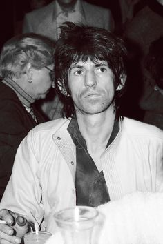 """""""Rock and roll ain't nothing but jazz with a hard backbeat."""" ― Keith Richards. [Life Book.] ❤ #KeithRichards #StonesIsm #PattiHansen #CrosseyedHeart #MickJagger #CharlieWatts #RonWood #Rock #Music #Legend #Quote #Life #Book"""