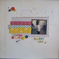A Project by ellymew from our Scrapbooking Gallery originally submitted 04/08/12 at 09:17 AM