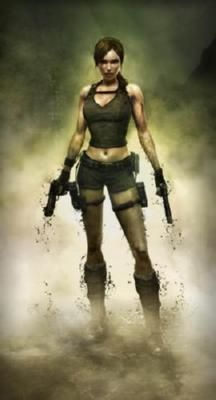 Tomb Raider Underworld Poster #02 24inx36in