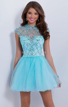 Pictures of blue dresses 4 teens