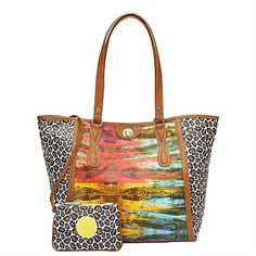 Mimco one tribe tote.