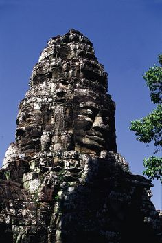 Explore the temples of Angkor in Cambodia