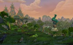 WoW - Mists of Pandaria release date