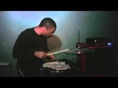 Deantoni Parks $ Luis Carreras drum solo - YouTube