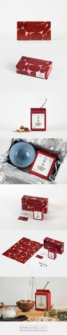 小山风物 八宝米礼盒 on Behance - created via