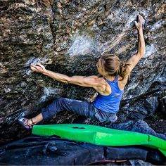 www.boulderingonline.pl Rock climbing and bouldering pictures and news @prAna showcasing th
