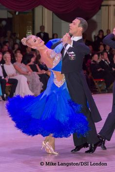 Arunas Bizokas and Katusha Demidova - Blackpool Dance Festival Professional Ballroom June 2016