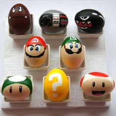 Clever Easter Eggs