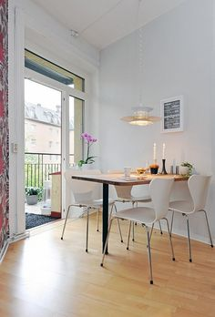 Diverse Apartment Showcasing Inspiring Details in Gothenburg