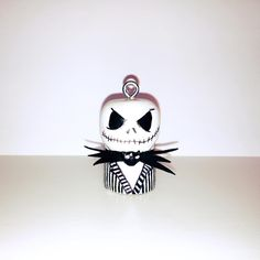 YES we Pink creations - Jack Skellington Cork Doll https://www.facebook.com/yeswepink