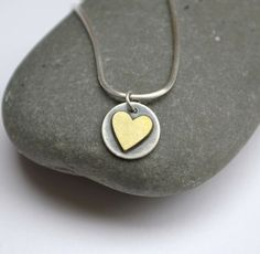 Heart Necklace £46.00