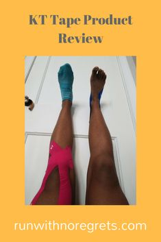 If you're interested in easing the pain during your workouts or runs, try KT Tape! In my review I share how it's helped with knee and foot pain while on the run! You can save 30% on KT Tape with code BIBRAVE30! Find more reviews at runwithnoregrets.com!