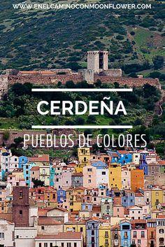 #Cerdeña: Pueblos de colores, buenos alimentos y atardeceres mágicos http://www.enelcaminoconmoonflower.com/2015/01/viaje-cerdena-primeras-impresiones.html