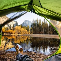 ⠀⠀ : @chrisburkard ⠀⠀ Who wants to wake up to this view every day? ⠀⠀ Location: #Yosemite ⠀⠀ Tag #rawcalifornia @RawCalifornia to share