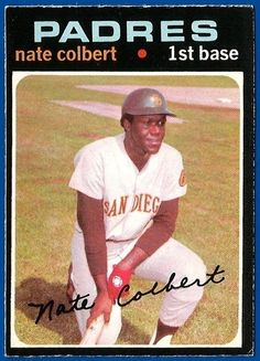 1971 opc o-pee-chee #baseball #235 nate colbert san diego padres (001) from $2.99