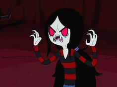 Adventure Time Marceline cartoon cartoon network animation monster vampire the vampire queen hora de aventura
