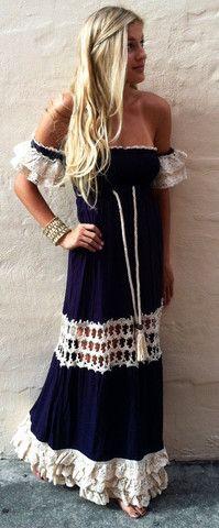 Fair Damsel Dress