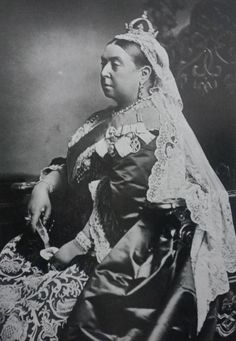 "Who starts the tradition of white weddings? An ""it-girl"" of the Victorian era: the Queen Victoria of England."