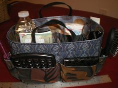 Purse organizer insert/EXTRA Sturdy with water by malycreations, $30.99