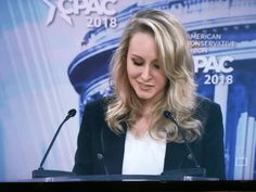 Marion Maréchal-Le Pen addressed the American Conservative Union's CPAC conference Thursday afternoon, and discussed the momentous political events of 2016 -- Brexit and the election of President Trump -- and radical Islam. - Marion Le Pen | Breitbart London