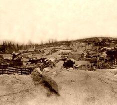 Nevada City 1866