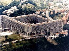rozzol melara estate, trieste it architect: carlo celli