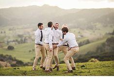 Rachel und Joel, Hochzeit in Neuseeland von Chasewild