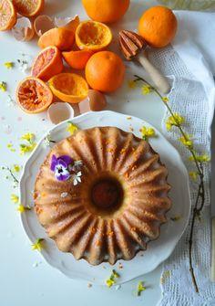 pomarančová bábovka – Tinajedoma