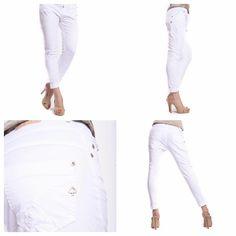 Maryley hvide jeans