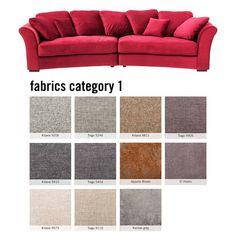 Sofa Fasano Individual Fabric 1   KARE Design