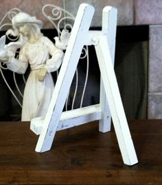 EASEL for Shabby WEDDING SIGNS Wedding by thebackporchshoppe, $19.95