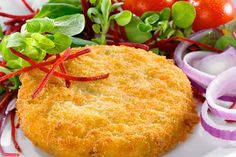 Croquettes Pozharsky - chicken patties made with veal, bread, wine, green onions. Ukrainian Recipes, Russian Recipes, Romanian Recipes, Croquettes Recipe, Chicken Croquettes, Russian Dishes, Russian Foods, Polish Recipes, Polish Food