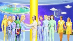 GALACTIC FAMILY 2 - PLEIADIANS AND ARCTURIANS