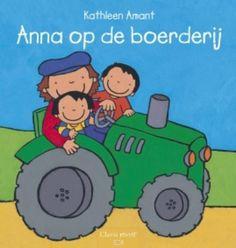 Boek: Anna op de boerderij