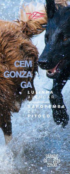 Bom Lazer - Seu fim de semana começa aqui: #BOMLAZER   SHOW - Lulinha Alencar no show Cem Gon...