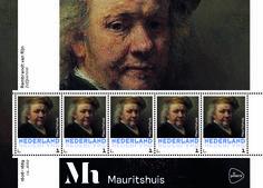 Rembrandt: Zelfportret