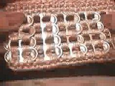 ▶ CROCHET: MONEDERO CON ANILLAS DE LATA 3 - YouTube