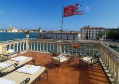Westin Europa  Regina, winner of the Fodor's 100 Hotel Awards for the Trusted Brand category #travel Venice