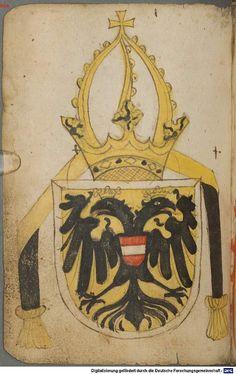 Ortenburger Wappenbuch Bayern, 1466 - 1473 Cod.icon. 308 u  Folio 78v