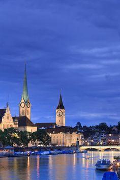 Zurich, Switzerland (Michele Falzone)