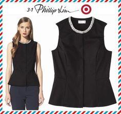 ★入手済み★3.1 Phillip Lim for Target☆ペプラムタンクトップ 腰のラインにフィットする女性らしいシルエットも特徴的です。 アクセサリーいらずの華やかさと上品さを兼ね備えているので、 オンにもオフにも使っていただけるアイテムになります。