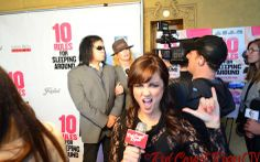 """At the Sex Comedy Premiere """"10 Rules for Sleeping Around"""" in Theaters Friday #Comedy #RomCom 